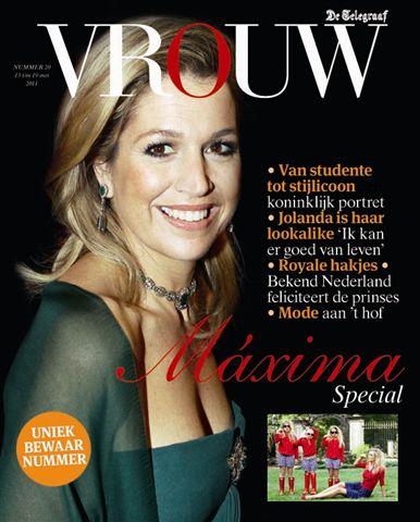 Cover20Maxima20editie20VROUW20magazine